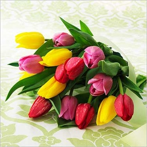 bouquet_tulipe_jaune_rouge_rose