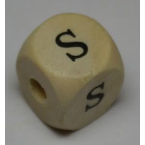 jouet-en-bois---collier-alphabet---lettre-s