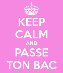 keep calm bac 2016